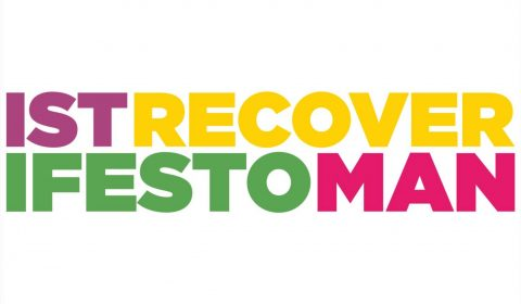 Recoverist Manifesto logo