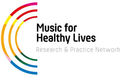 Music for Healthy Lives logo