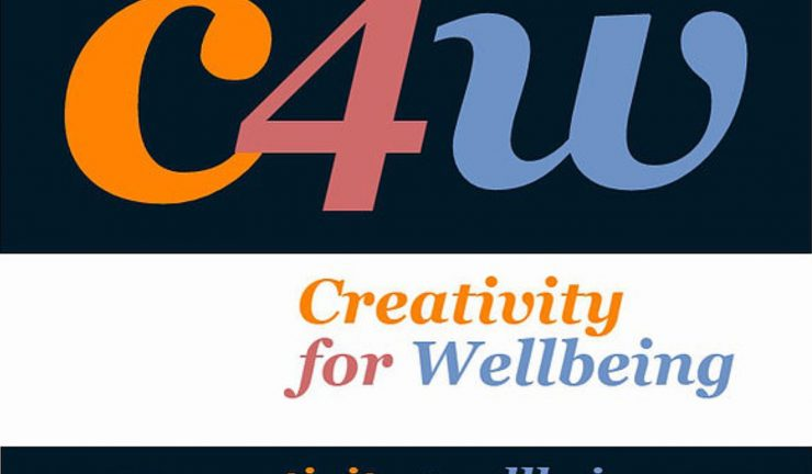 Creativity for Wellbeing logo