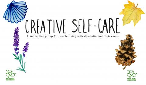Creative Self Care logo