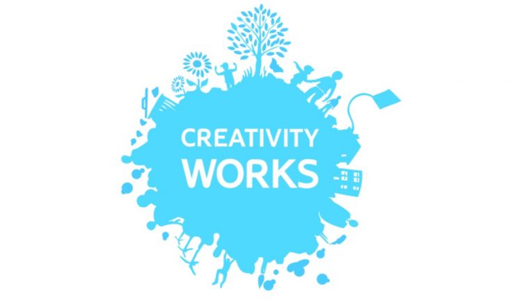 Creativity Works logo