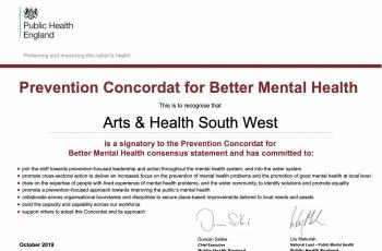 Mental Health Concordat