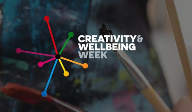 Creativity and Wellbeing Week Image