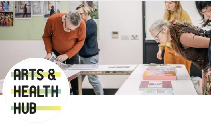 Arts and Health Hub