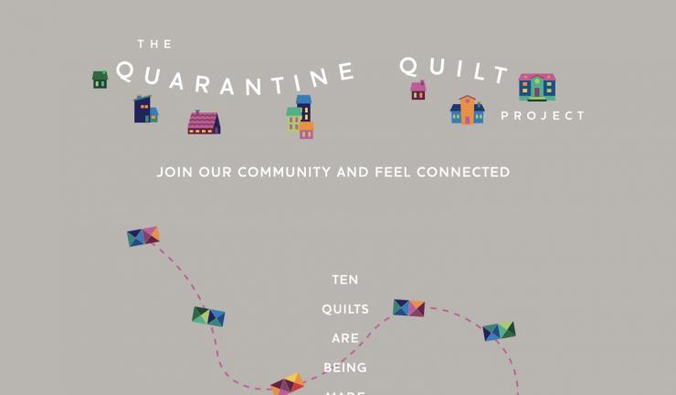 The Quarantine Quilt Project
