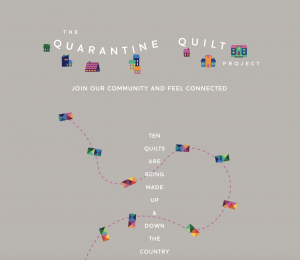 The Quarantine Quilt Project