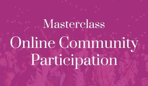 The Audience Agency Masterclass