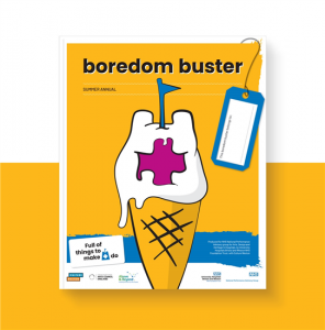 Boredom Buster Publication