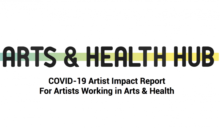 Arts and Health Hub Impact Report