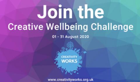 Creative Wellbeing Challenge