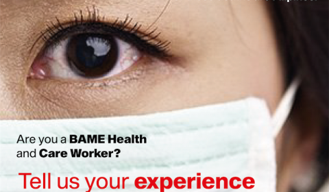 The impact of Covid-19 on BAME healthcare workers
