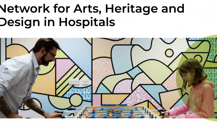 The Arts, Heritage and Design in Hospitals National Performance Advisory Group