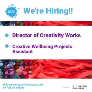Creativity Works Jobs