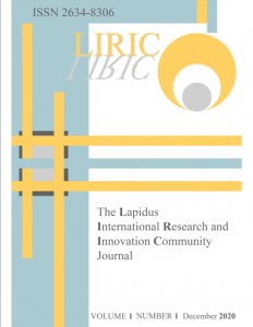 The Lapidus International Research and Innovation Community (LIRIC) Journal