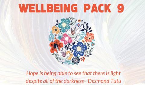 Creativity Works Wellbeing Pack