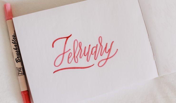 February Image