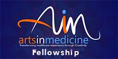 Arts in Medicine Fellowship Logo