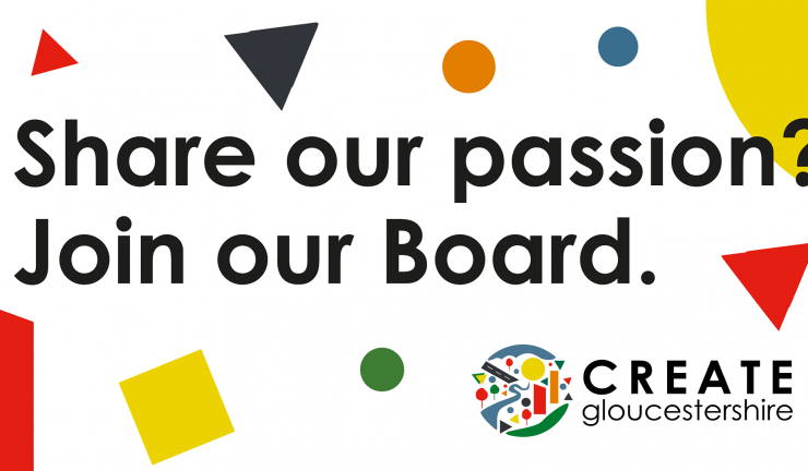 Chair and Directors for the Create Gloucestershire Board