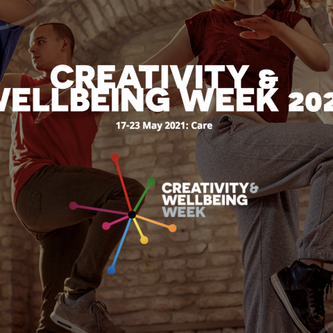Creativity & Wellbeing Week 2021