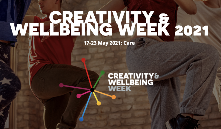 Creativity & Wellbeing Week 2021