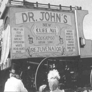 Dr Harp's Medicine Band : 'Dr Write Me A Prescription for the Blues, 2006.