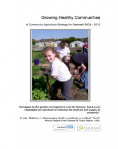 Sandwell Community Agriculture strategy 2012