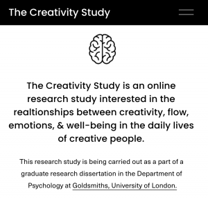 The Creativity Study Image