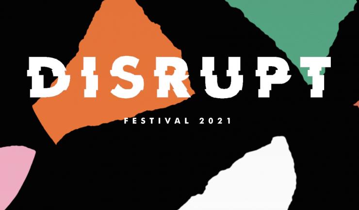 DISRUPT a new digital arts festival