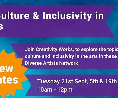 Race, Culture & Inclusivity in the Arts