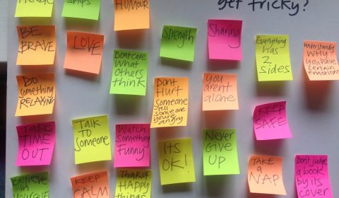 'What helps when things get tricky?' (culture, health and wellbeing programmes commissioned by Torbay Culture)
