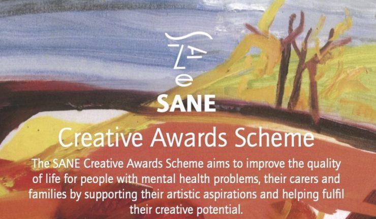 SANE Awards Flyer