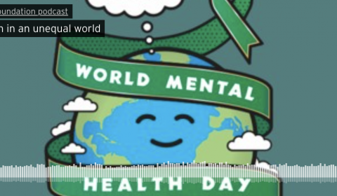 The Mental Health Foundation podcast
